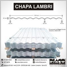 Chapa Lambri / Fabricação Própria! #diaco #serra #es