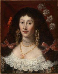 Juan Carreño de Miranda - Portrait of a Woman 1650–70