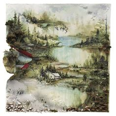 Bon Iver is Justin Vernon returning to former haunts with a new spirit. The reprises are there, solitude, quietude, hope and desperation compressed, but always a rhythm arises, a pulse vivified by gratitude and grace notes. The winter, the legend, has faded to just that, and this is the new momentary present.  Bon Iver is often equated with just me, says Vernon, but you are who surrounds you, and for Bon Iver I wanted to invite those voices as musical catalysts. Thus on the track Beth/Rest…