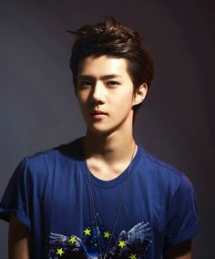 SEHUNNIE YOU'RE ONE OF THE ONES WHO ARE MAKING ME STILL UNDECIDED ON MY EXO BIAS--- along with Luhan, Lay, Baekhyun, Xiumin, Chanyeol, Kyungsoo, Suho, and Tao. -___- stahp being so cute exo pleaz
