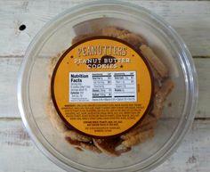 Trader Joe's Peanutnutter Cookies review