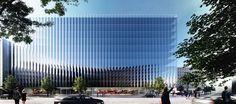 Gallery - REX Designs Hyper-Transparent Office Building in Washington DC - 1