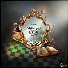 "Moonbeam's ~ ""Wonderland in the Looking Glass"" ~ moonbeam1212."