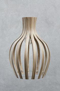 Flaco flower pendant. http://flacodesign.dk/