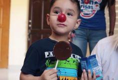 Ricolino contactó a Matías, el niño con la Paleta Payaso triste, y aprovechó…