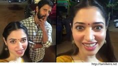 Tamannaah: I get amazed looking at the passion that Vikram sir has for movies - http://tamilwire.net/63191-tamannaah-get-amazed-looking-passion-vikram-sir-movies.html