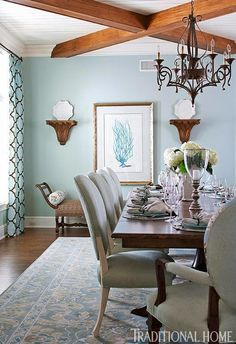 Warm plus cool  Bali, #702  Color Changes Everything: Benjamin Moore Favorites