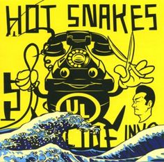 HOT SNAKES Suicide Invoice (Swami) LP  street date November 18, 2014 https://midheaven.com/item/suicide-invoice-by-hot-snakes-swami