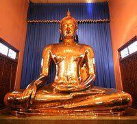 Wat Traimit (Temple of Golden Buddha)