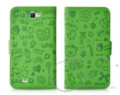 Calore Series Samsung Galaxy Note 2 Flip Leather Cases N7100 - Green  http://www.dsstyles.com/samsung-galaxy-note-2-cases/calore-series-samsung-galaxy-note-2-flip-leather-cases-n7100-green.html