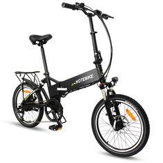 full suspension folding electric bike A1-R Folding Electric Bike, Electric Bicycle, Best Electric Bikes, Electric Mountain Bike, Full Suspension, Mountain Biking, Color Black, Electric Push Bike