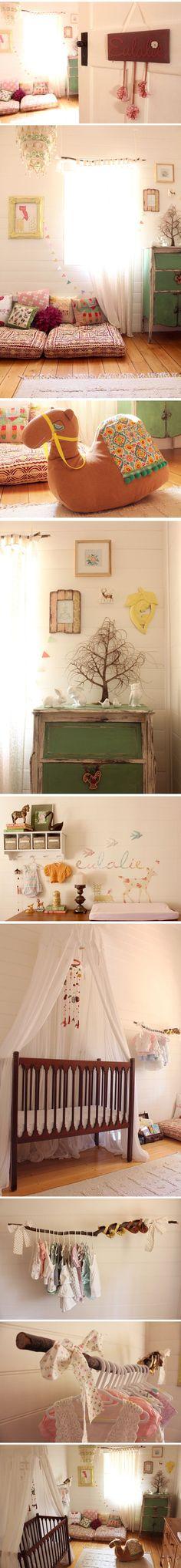 Bebek Odaları için Dekorasyon Önerileri   Yaşam Tonu