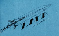 Learning Italian Language ~  Lama (blade) IFHN