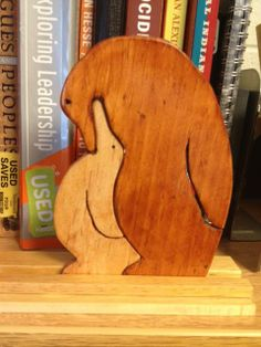 Scroll saw penguins