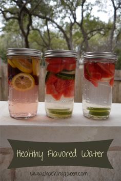Healthy, Fun Way to Drink More Water