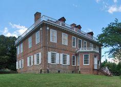 Schuyler Mansion - Schenectady, N.Y.