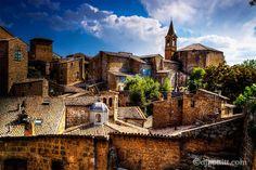 Orvieto, Tusccany, italy