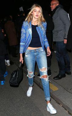 Gigi Hadid Model Style 20