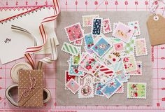 This fun, easy DIY technique for using small scraps. The tutorial allows you to create something beautiful and worth keeping.
