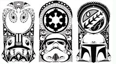 star wars polynesian tribal 2 by yayzus.deviantart.com on @deviantART