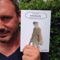 Saltaboschi Primo romanzo di Pietro Parolin, da settembre in libreria!