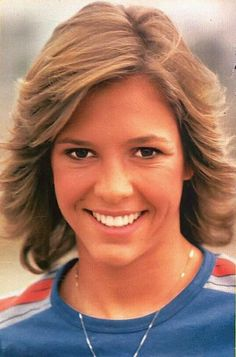 """Kristy McNichol as Buddy in the TV show """"Family"""". At that time I guess she was kind of my idol. Lgbt, Tv Show Family, Kristy Mcnichol, Child Actors, Old Tv Shows, Famous Women, Famous People, My Childhood Memories, Hair"""