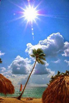 Sunrise &Sunset - Caribbean - Beautiful Dominican Republic