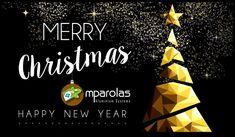 Σας ευχόμαστε καλές γιορτές!!! #merrychristmas #happynewyear #mparolas #aluminium