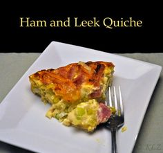 ... Quiche Me Baby... on Pinterest | Quiche, Bacon Quiche and Asparagus
