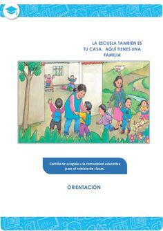 Teresa Clotilde Ojeda Sánchez: Orientaciones para reinicio de clases  2017 para e...