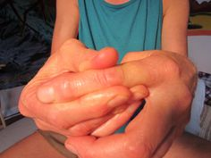 * Arthritis Pain RELIEF *  Massage Exercises!  FREE & EASY!