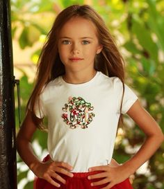 世界一の美少女♡ロシアの天使クリスティーナ・ピメノヴァちゃんに注目!にて紹介している画像