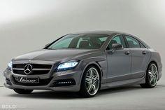 Mercedes-Benz CLS-Class #9