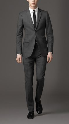 Nothing like a well tailored suit