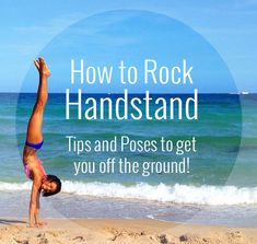 Ah, the elusive handstand. We've all seen pictures of gorgeous yogis just hanging around in this beautiful inversion. They make it look so easy! If you struggle with the handstand (or any inver...
