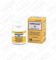 HURRICAINE 20% GEL TOPICO 6 ML