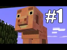 Minecraft Story Mode Gameplay Playthrough #1 - Order of the Pig (PC) - YouTube