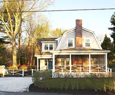 27 Great Dutch Colonial Porches Images Dutch Colonial Homes