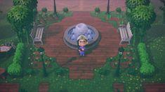 Animal Crossing Town Tune, Animal Crossing Wild World, Animal Crossing Guide, Animal Crossing Qr Codes Clothes, Animal Crossing Pocket Camp, Animal Games, My Animal, Motif Acnl, Island Design