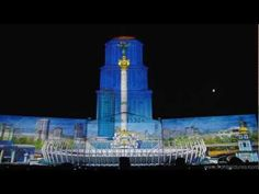 Front Pictures | Kyiv 1530 | 3D mapping projection | 3д маппинг Киев | Official HD! - YouTube
