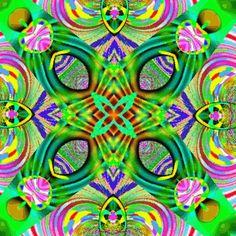 kaleidoscope animated gif Optical Illusions, Fractals, Animated Gif, Psychedelic, Kaleidoscopes, Animation, Sweet, Pretty, Google