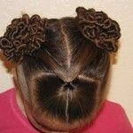 little girls hair ideas