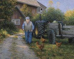 Mr. Churchill's Farm - Robert Duncan