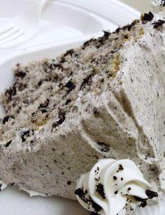 Fantastic Oreo Cookie Cake