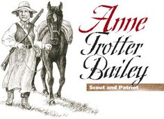 """Couriers existed during American Revolutionary War in a different way. Anne Hennis Trotter Bailey, also known as """"Mad Ann"""" (1742 – 1825), worked as a scout and messenger during the Revolutionary War. Bailey is famous for her 100 mile ride from Fort Clendenin to Fort Savannah to bring back much needed gunpowder. http://www.parcelw.com/"""