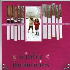 Winter Memories - Scrapjazz.com