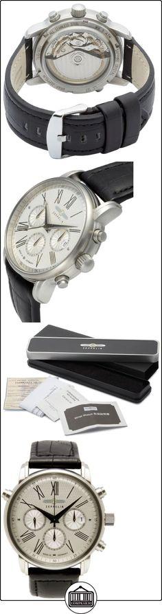 Relojes Hombre ZEPPELIN Chronometer Glashuette Observatory 7612-4  ✿ Relojes para hombre - (Lujo) ✿