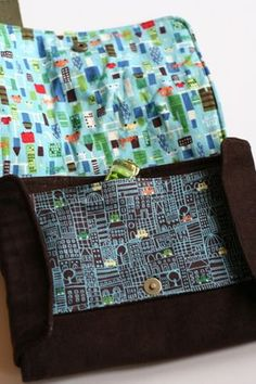 mat/messenger bag combo