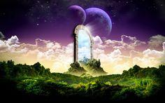 Portal to parallel universe