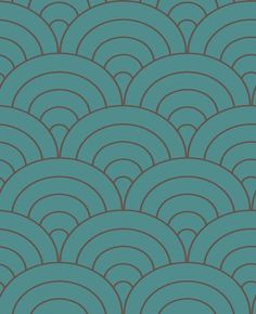 Archway Wallpaper - BC1583564 from Design by Color/Aqua book